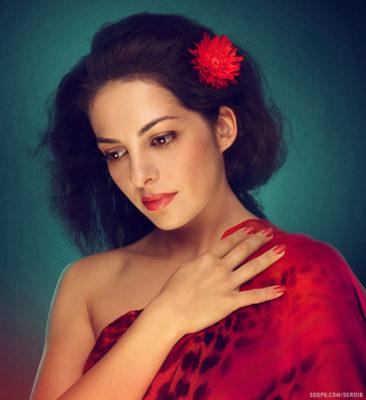 Karina #1 (Photo & Retouch - Sergey Dibtsev, Art Director - Olga Alisova)