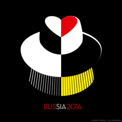SIA 2016. For a small competition timed to the concert of the singer SIA in Russia.