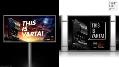 THIS IS VARTA! Concept