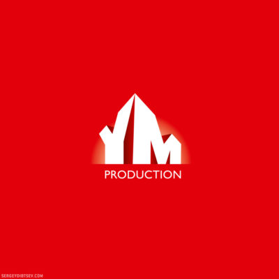 YM Production logo (Designer - Sergey Dibtsev, Art Director - Olga Alisova, 2009)